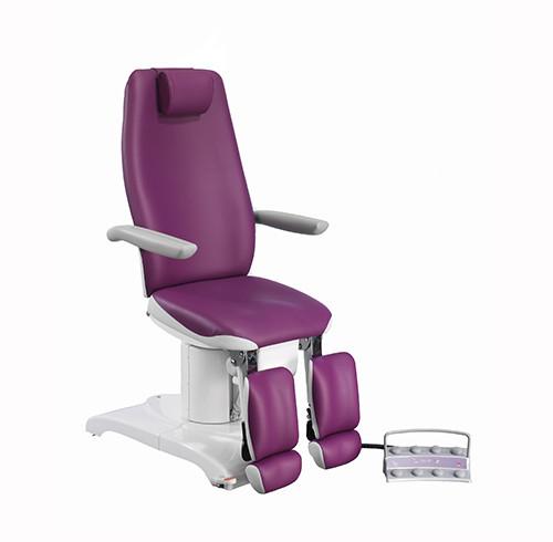 Педикюрное кресло для салонов  Concept F3 Gerlach Technik