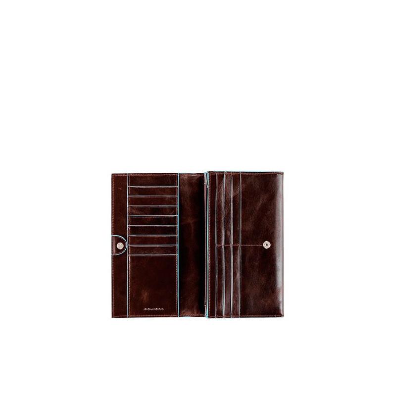 Портмоне PIQUADRO коричневый BL SQUARE/Cognac PD1855B2_MO
