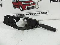 Подрулевой переключатель правый с кронштейном Peugeot 306 (1993-2001) ОЕ: 9619490380