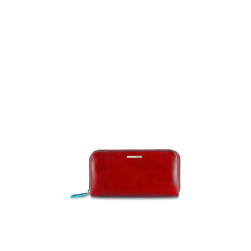 Портмоне PIQUADRO красный BL SQUARE/Red PD3413B2_R