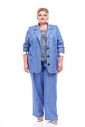 Пиджак большие размеры от 62 до 72