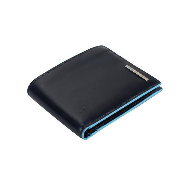 Портмоне Piquadro BL SQUARE/N.Blue PU4188B2R_BLU2