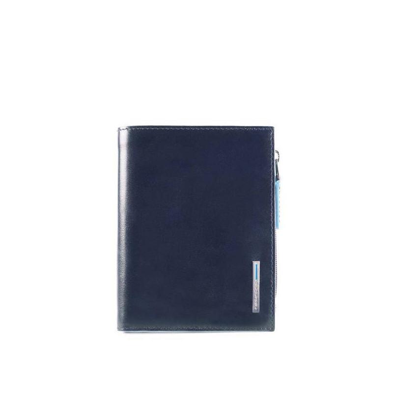 Портмоне Piquadro BL SQUARE/N.Blue PU4519B2R_BLU2