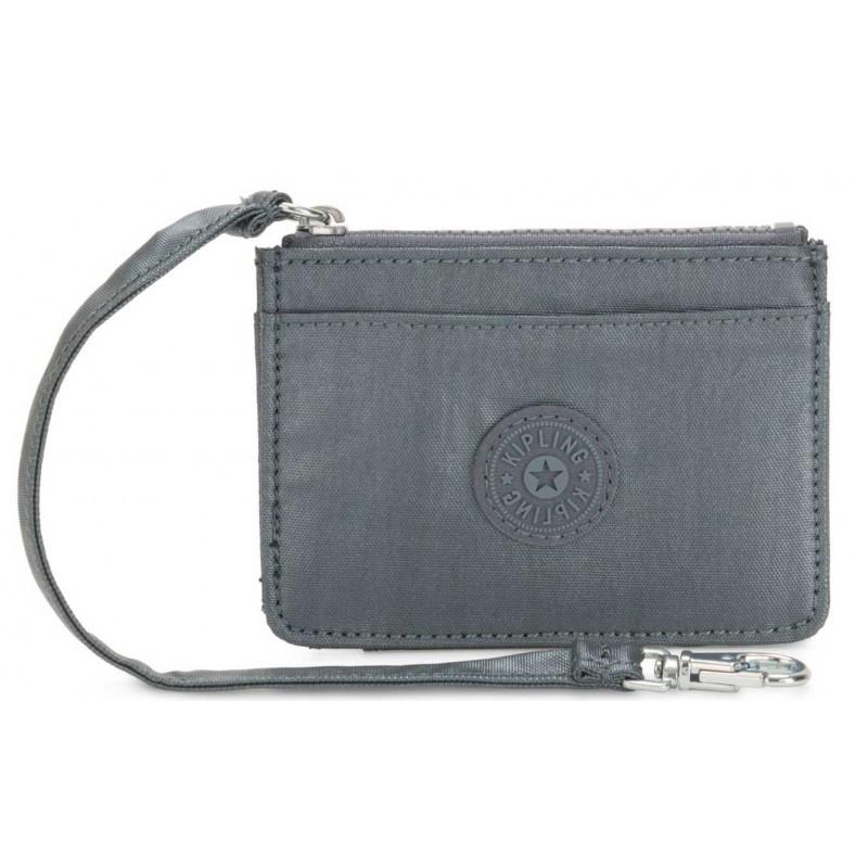 Портмоне Kipling CINDY Steel Grey Gift (77Q) KI5432_77Q