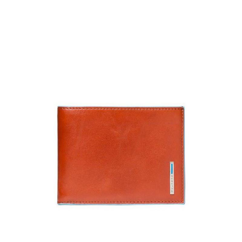 Портмоне Piquadro BL SQUARE/Orange PU257B2R_AR