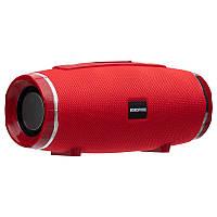 Портативная колонка BorofoneBR3 (BT,FM,MicroSD/TF,AUX,USB) красная18,8х8х8,3см