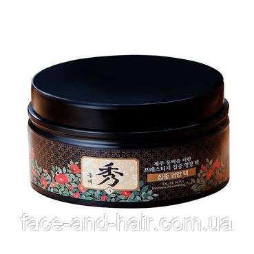 Интенсивная питательная маска для волос DAENG GI MEO RI Dlae Soo Nourishing Pack, 200 мл
