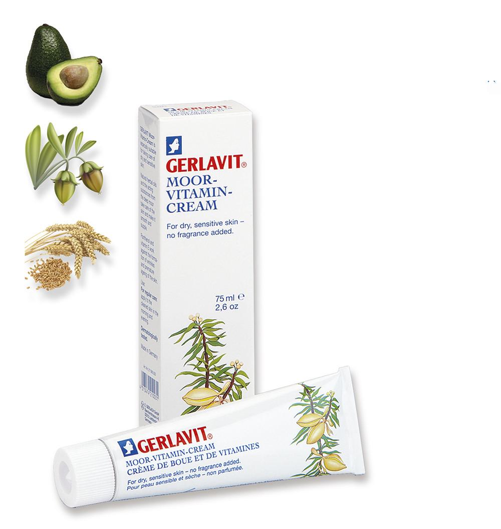 Витаминный крем для лица Герлавит 75 мл. GEHWOL