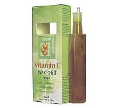 Воск для эпиляции с витамином Е Clean&Easy
