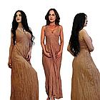 Женские Сарафаны из Хлопка Большие Размеры Производство: Индия. 100% хлопок, фото 6