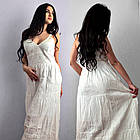 Женские Сарафаны из Хлопка Большие Размеры Производство: Индия. 100% хлопок, фото 4