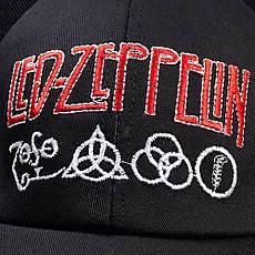Бейсболка LED ZEPPELIN Logo, фото 3