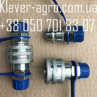 Муфта разрывная евро клапан односторонняя Н.036.50.100к S24 (М20х1,5) (пр-во Агро-Импульс.М)
