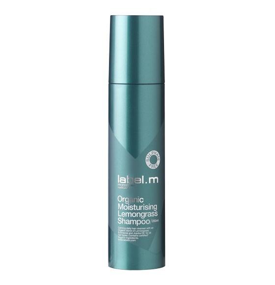 Шампунь для волос Органик Лемонграсс 200 мл. label.m
