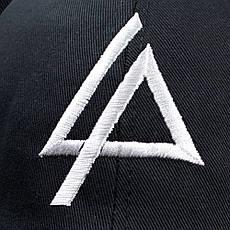 Бейсболка LINKIN PARK White Logo, фото 3