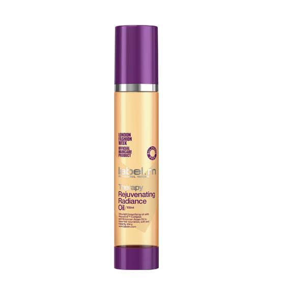 Масло-блеск для волос Антивозрастная Терапия 100 мл. label.m