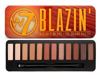 W7 Палетка теней для век Neutrals On Fire Eye Colour Palette Blazin'