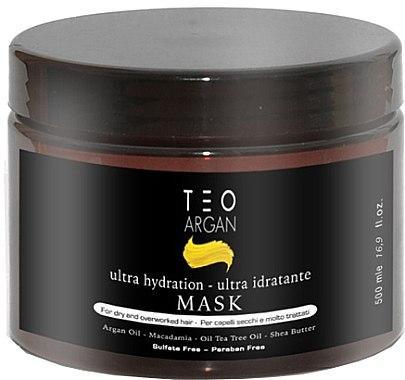 Маска для волос с Аргановым маслом 500 мл