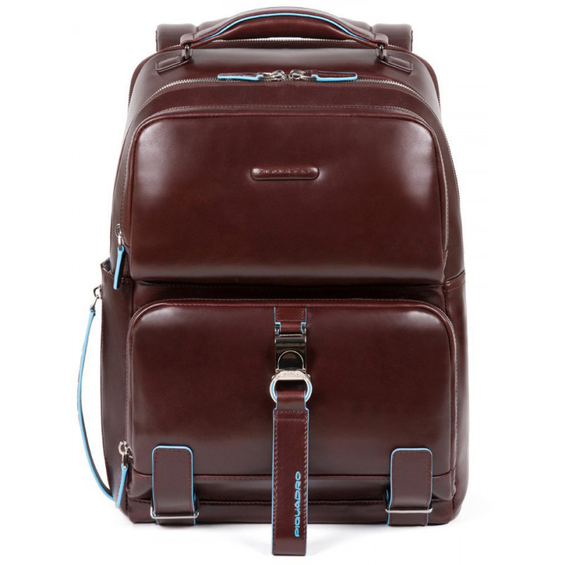 Рюкзак для ноутбука Piquadro BL SQUARE/Cognac CA4894B2_MO