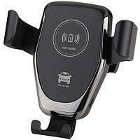 Автодержатель Holder для мобильного телефона с беспроводной зарядкой HZ-HWC-1