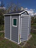 Садовый домик сарай Keter Manor 6x5 DD Shed, фото 8