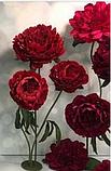 Фоамиран 2 мм Рубин, фото 5