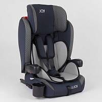 Детское автокресло JOY 24812 (1) система ISOFIX, универсальное, группа 1/2/3, вес ребенка от 9-36 кг