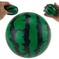 Игрушка мячик для малышей Арбуз 12 шт