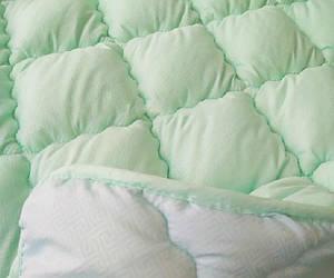 Одеяло теплое двуспальное холлофайбер