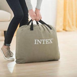 Надувной матрас Pillow Rest Intex, 99х191х25 см (64141), фото 2