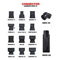Автосканер мультимарочный LAUNCH X431 V. Для диагностики всех электронных систем авто. Онлайн обновления, фото 5