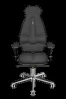 Эргономичное кресло KULIK SYSTEM GALAXY Серое 1107, КОД: 1335601