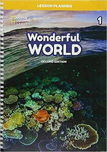 Wonderful World 2nd Edition 1 Lesson Planner with Class Audio CD, DVD and Teacher's Resource CD-ROM