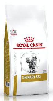 Royal Canin (Роял Канин) URINARY S/O FELINE сухой корм для кошек при лечении мочекаменной болезни, на развес 1