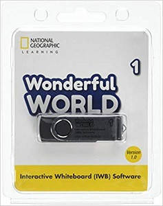 Wonderful World 2nd Edition 1 Interactive Whiteboard Software