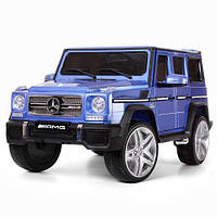 Детский электромобиль Джип синий Мерседес BAMBI
