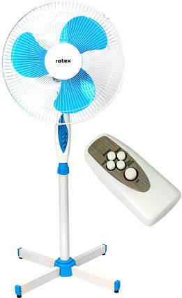 Вентилятор напольный Rotex RAF54-E, фото 2