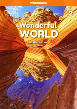 Wonderful World 2nd Edition 2 Workbook