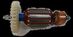 Якорь сетевого шуруповерта Зенит ЗШ-600 профи (114х31 мм)