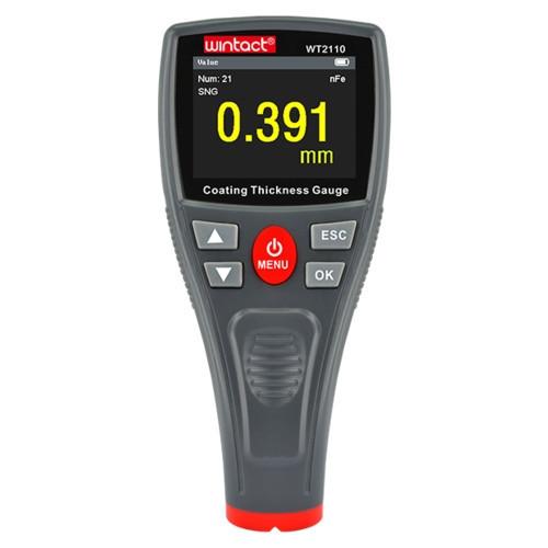 Товщиномір для авто Fe/nFe, 0-1500мкм WINTACT WT2110