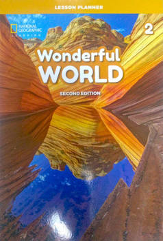 Wonderful World 2nd Edition 2 Lesson Planner with Class Audio CD, DVD and teacher's Resource CD-ROM