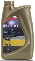 ENI KART 2T Low Smoke (1л) Моторное масло для картинга