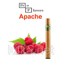 Жидкость Pro Flavors Apache (Табак с малиной) 100 мл.
