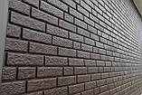 Фасадные панели U-Plast Stone House Кирпич (коричневый), фото 2