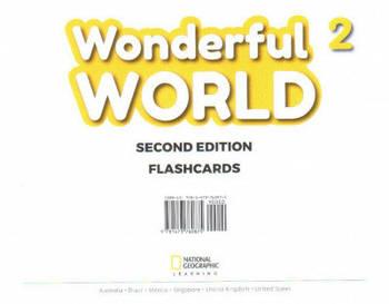 Wonderful World 2nd Edition 2 Flashcards