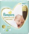 Підгузки Pampers Premium Care 1 (2-5кг), 78шт, фото 2