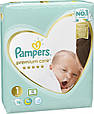 Підгузки Pampers Premium Care 1 (2-5кг), 78шт, фото 3