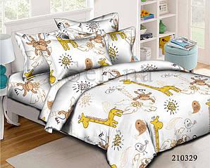 Детское постельное белье Жираф ранф