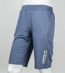 """Шорти чоловічі """"Adidas"""" (Ш002) , Джинс"""