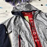 Костюм тройка на мальчика с курточкой. Размер 92 см, 98 см, 104 см, фото 2
